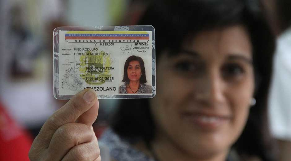 Requisitos para Sacar la Cédula de Identidad